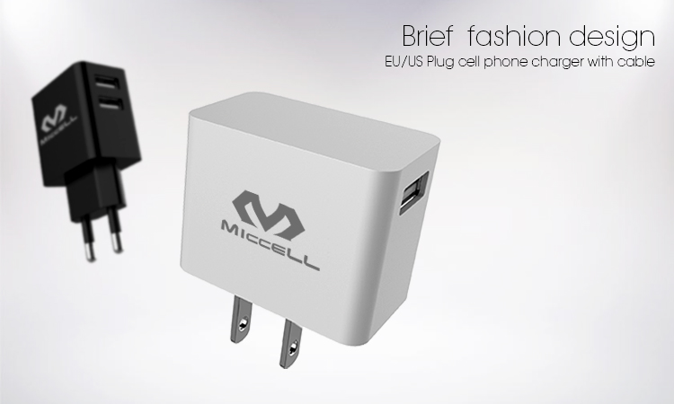 2 pin usb cellphone chargers
