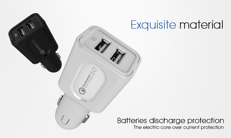 car charger supplier 3.0