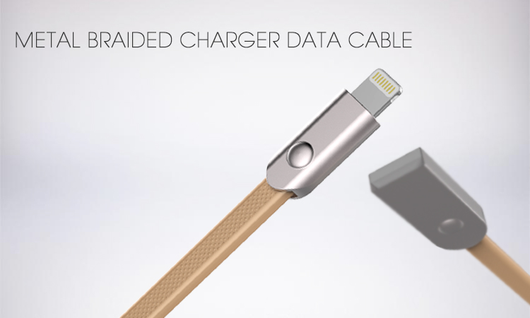 metal braided data cable manufacturer