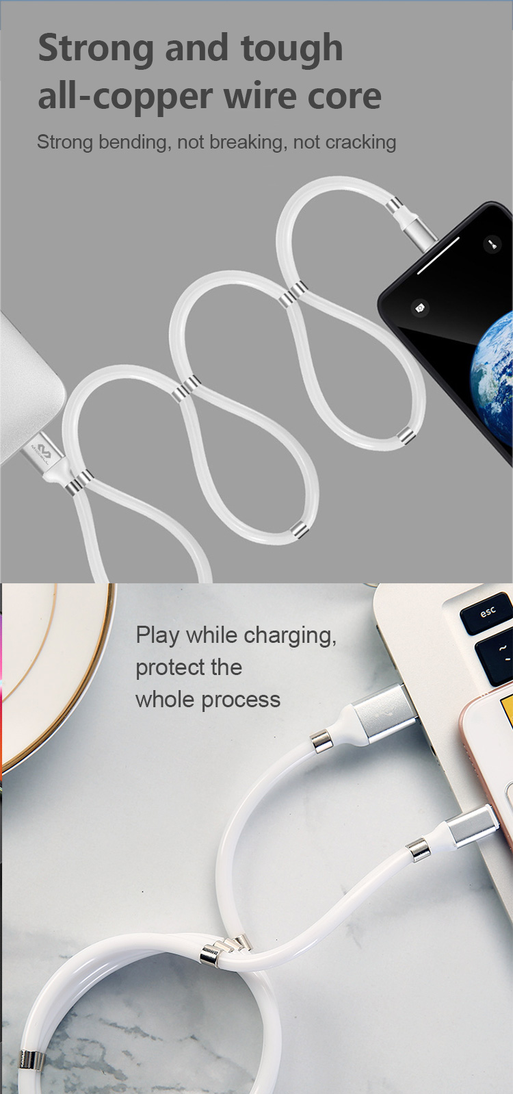Magnetic charging cable micro usb data cable (3).jpg