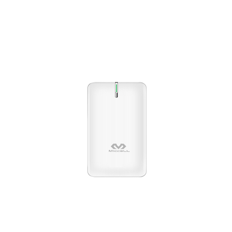Veaqee Portable 5000mah LED display power bank P03