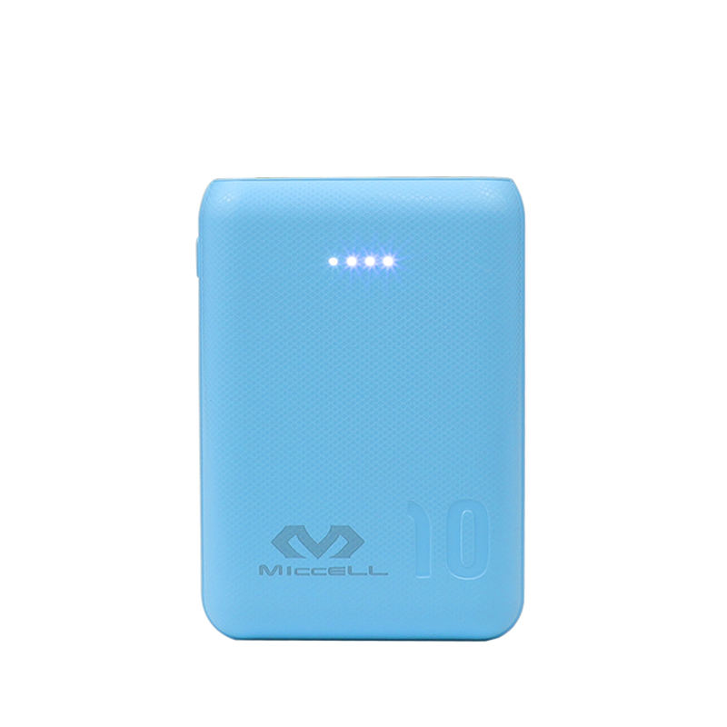 Veaqee portable power bank 10000mah LED P24