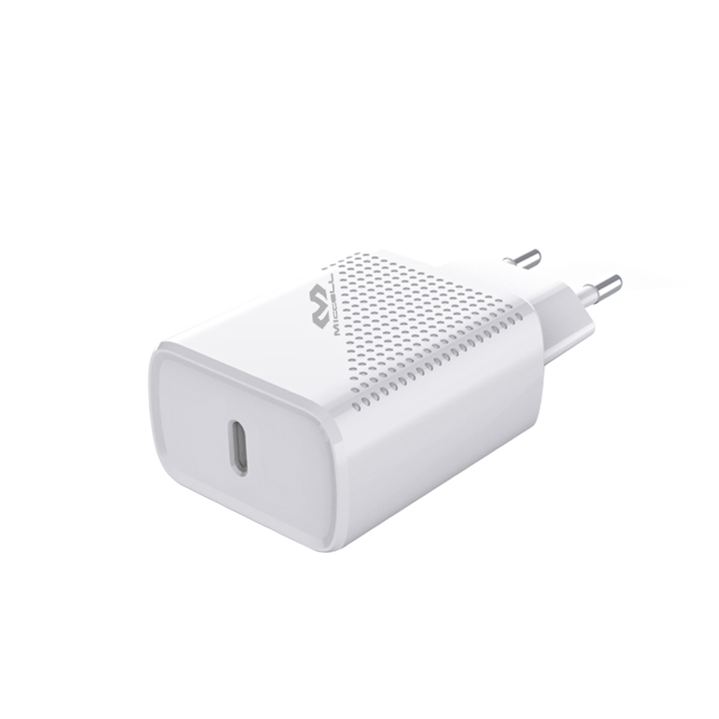 Veaqee PD 18W fast charging usb c wall charger EU T27