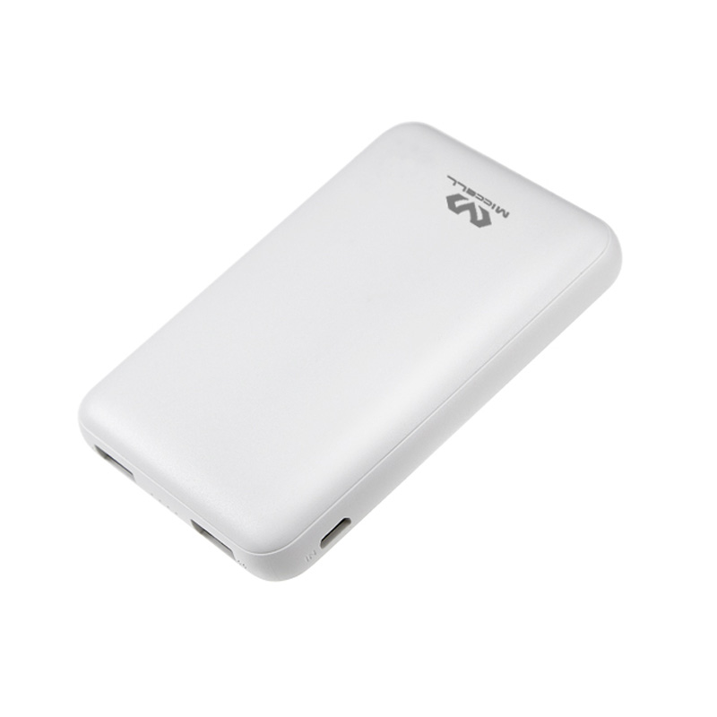 Veaqee 5000mah cute mini dual port usb power bank P104