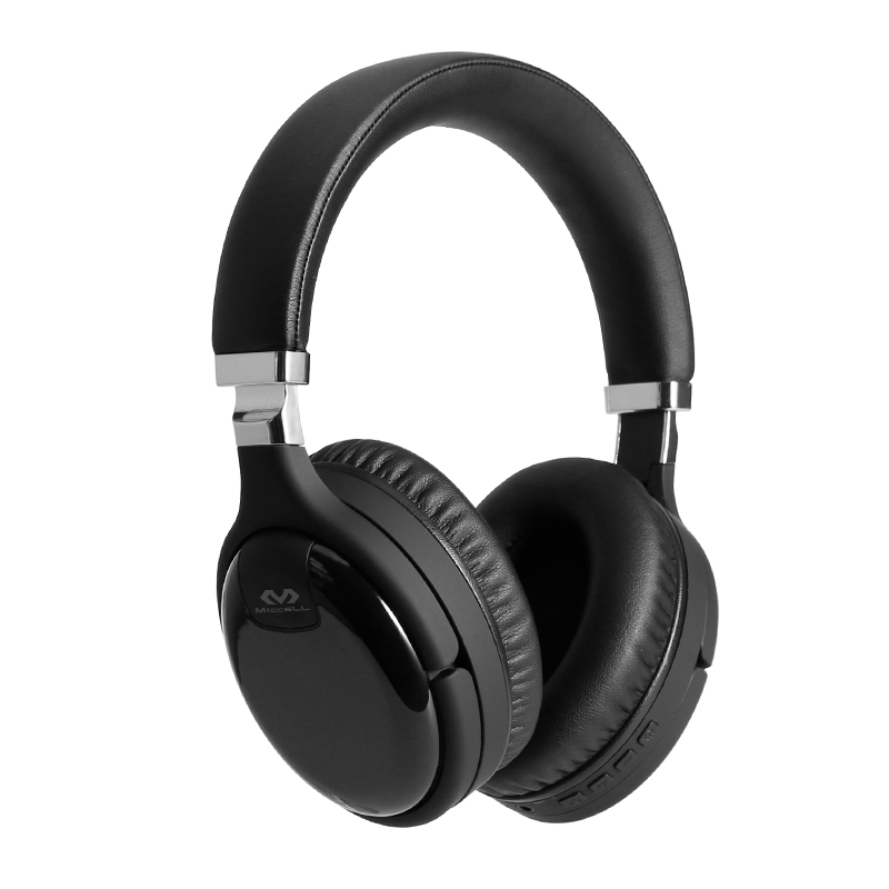 Manufacturers wireless noise cancelling gaming headphones over ear with microphone