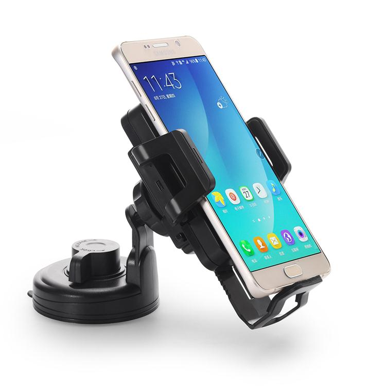 Veaqee Manufacturer Miccell Brand Fast QI Wireless Car Mount Charger (VQ-W16)
