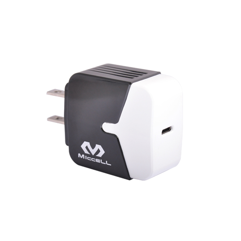 Veaqee PD 18w type c US fast wall charger T02PD